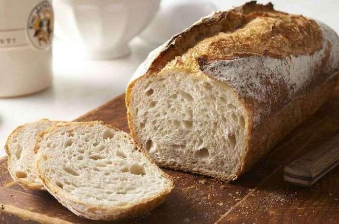 No Knead Sourdough Bread King Arthur Baking