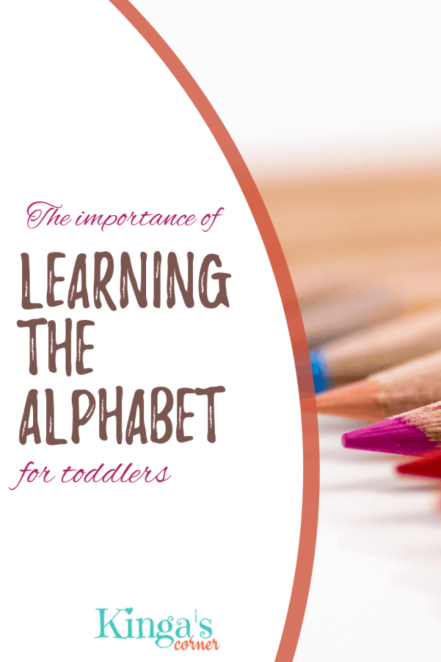 Understand the importance of learning the alphabet for toddlers. Find out the perfect toys and activities to help you with that.