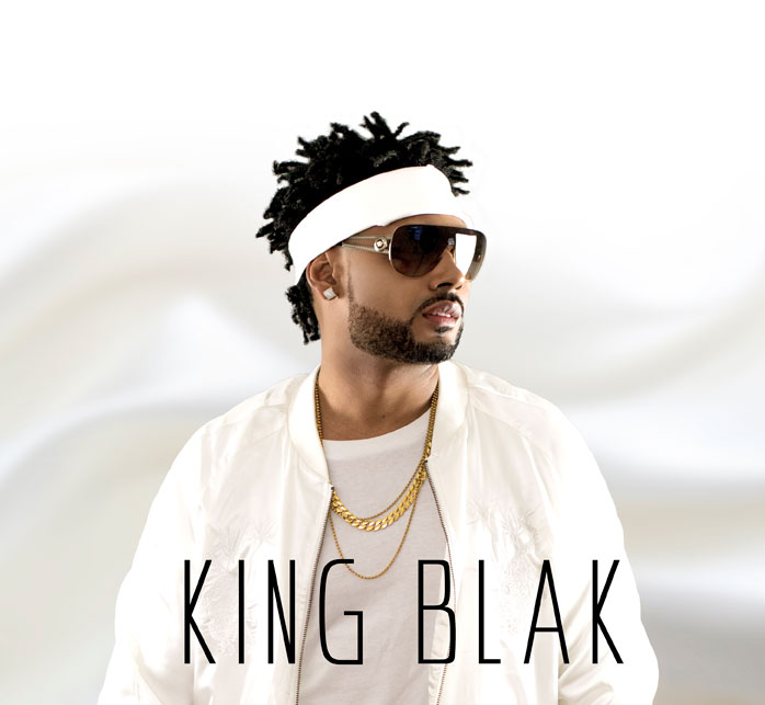 King Blak square logo