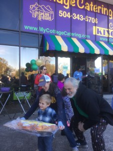Cottage Catering and Caluda's King Cake Headquarters