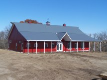 Pole Barn Home