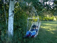 hammock chair stand calgary covers at big lots kingcord hammocks truly comfy and chairs stands deluxe bougainville