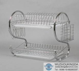 metal kitchen rack home depot range stainless steel supplier mesh baskets