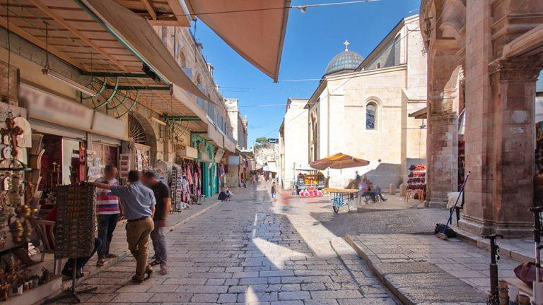 Jerusalem makret
