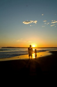 God desires to fellowship with you as a father would with a son