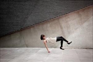 Defying gravity?