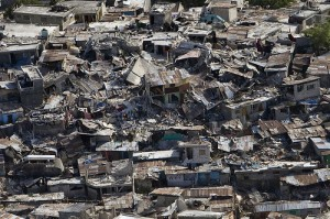 """Once more I will shake not only the earth but also the heavens."" Haiti is just one of many of the promised shakings."
