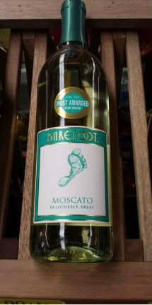 Barefoot Moscato Flavors