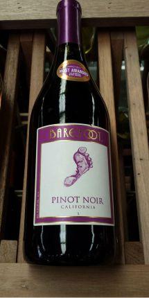 Barefoot Pinot Noir 750Ml