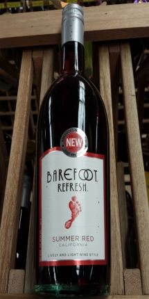 Barefoot Refresh Summer Red