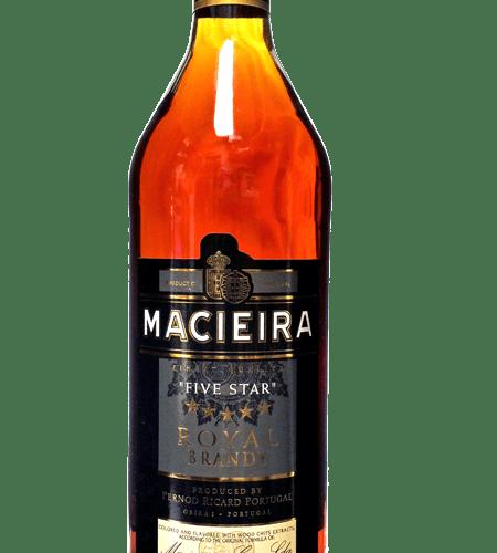 Mohawk Blackberry Brandy Kingdom Liquors