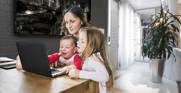 Toddlers And Internet: The Good And The Bad