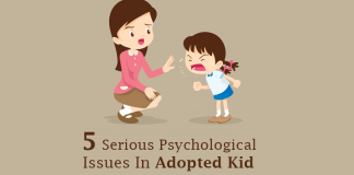 5 Serious Psychological Issues In Adopted Kid
