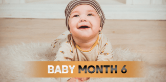 Baby Month By Month - (Month 6)