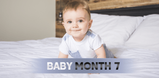 Baby Month By Month - (Month 7)