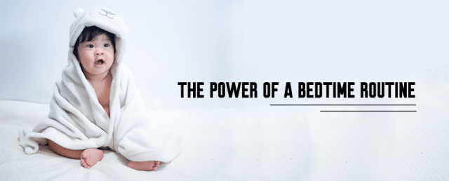The power of a bedtime routine