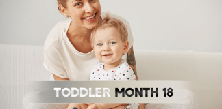 Toddler Month By Month - (Month 18)