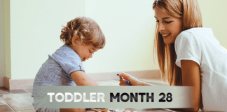 Toddler Month By Month - (Month 28)