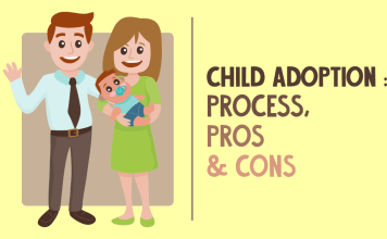 Child adoption Process Pros Cons Cover
