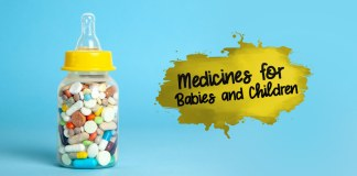 Medicines for Babies and Children