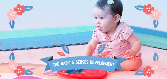 The Baby 5 Senses Development