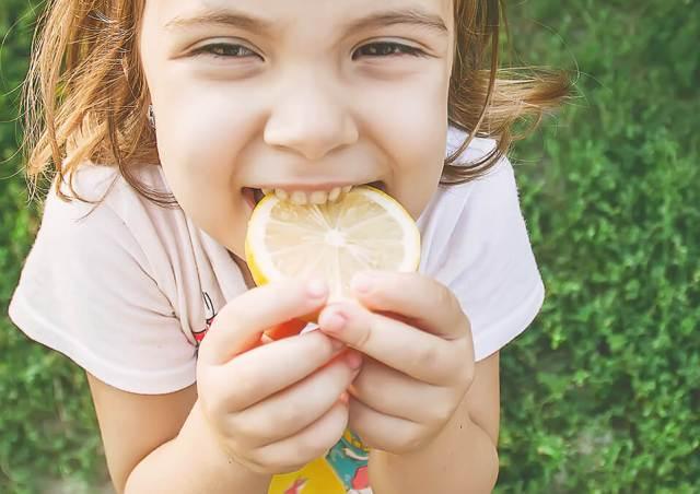 Lemons for Babies: Baby's taboo on Lemon