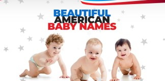 Most Trendy and Beautiful American Baby Names