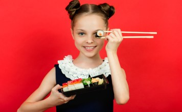 Sushi Recipe For Kids
