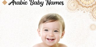 Arabic Baby Names With Beautiful Meanings That You Should Consider For your Little One