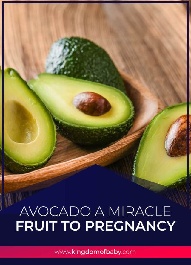 Avocado a Miracle Fruit to Pregnancy