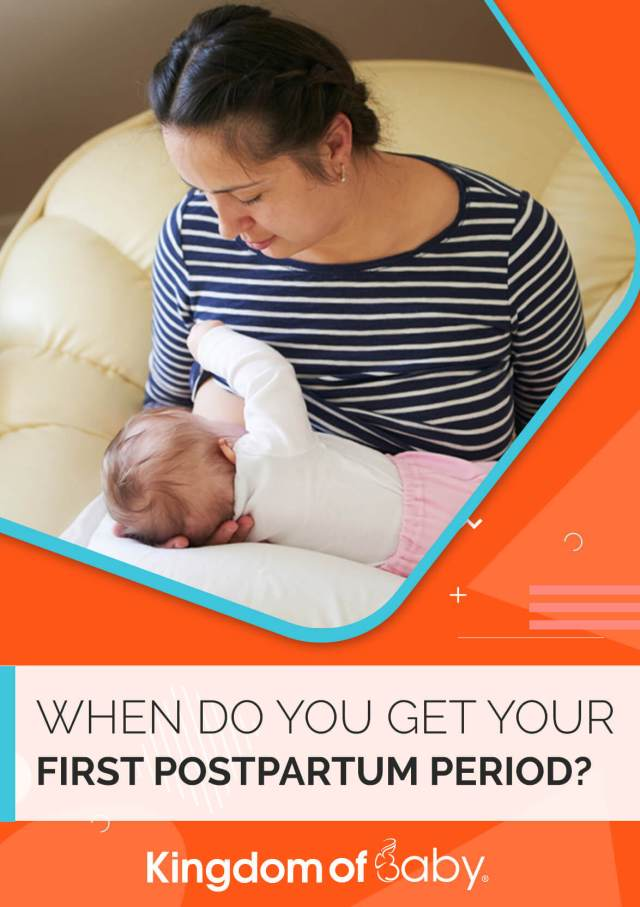 When do You Get Your First Postpartum Period?
