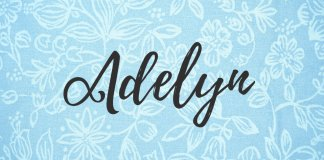 Adelyn: A Name with Substance