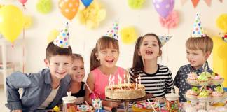 Birthday Party: Food Recipes For Kids