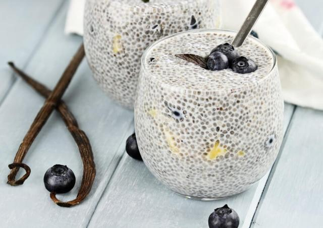 Chia Seeds Drinks For Mother And Child