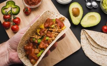 Easy as 1-2-3 Corn Tortilla Recipes