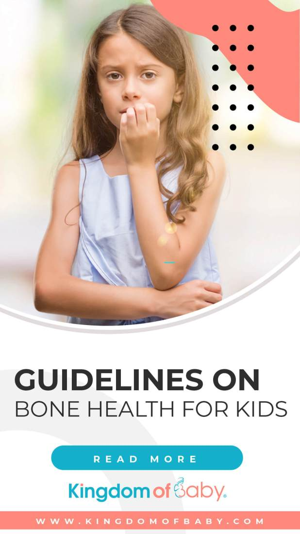 Guidelines on Bone Health for Kids
