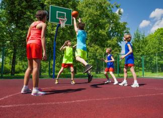 Must Try Olympic Games for Kids