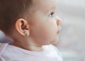 The Best Earrings For Babies