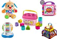 The Best Educational Toy Options For Babies