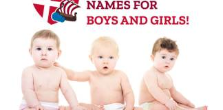 Top Danish Names For Boys and Girls!