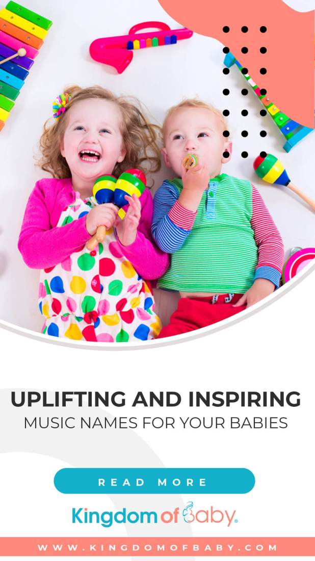 Uplifting and Inspiring Music Names for Your Babies