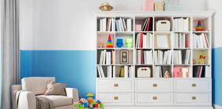 What Kind Of Children's Bookcase Do You Have At Home?