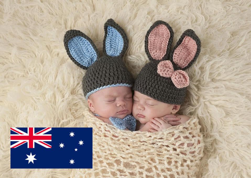 Australian Baby Names For Your Little Prince or Little Princess
