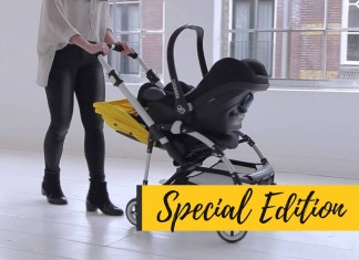 Special Edition Bugaboo Car Seats for Babies