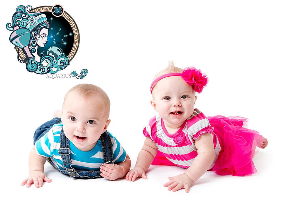 The Most Beautiful Aquarius Baby Names for Boy and Girls