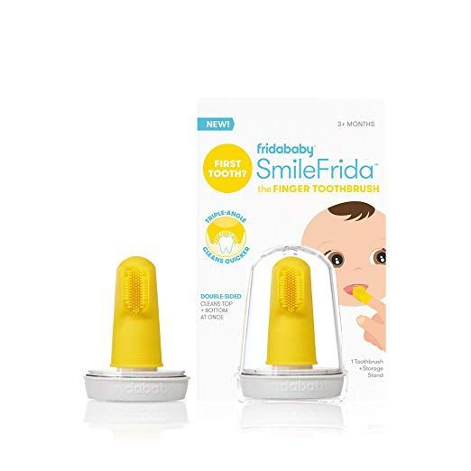 The Most Effective Baby and Kids Finger Silicone Brush 1