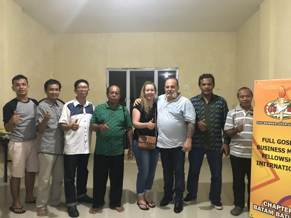 Full Gospel Business Meeting, Batam Island, Indonesia 2019