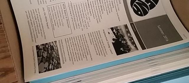 Summer Newsletters Are Here!