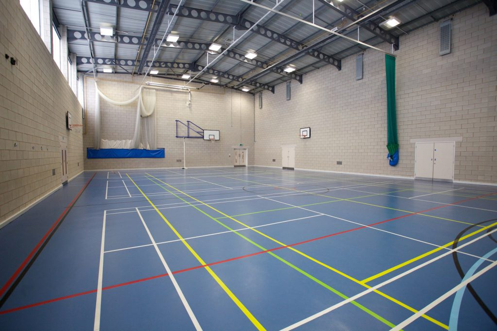 Image result for basketball field kings edwards school