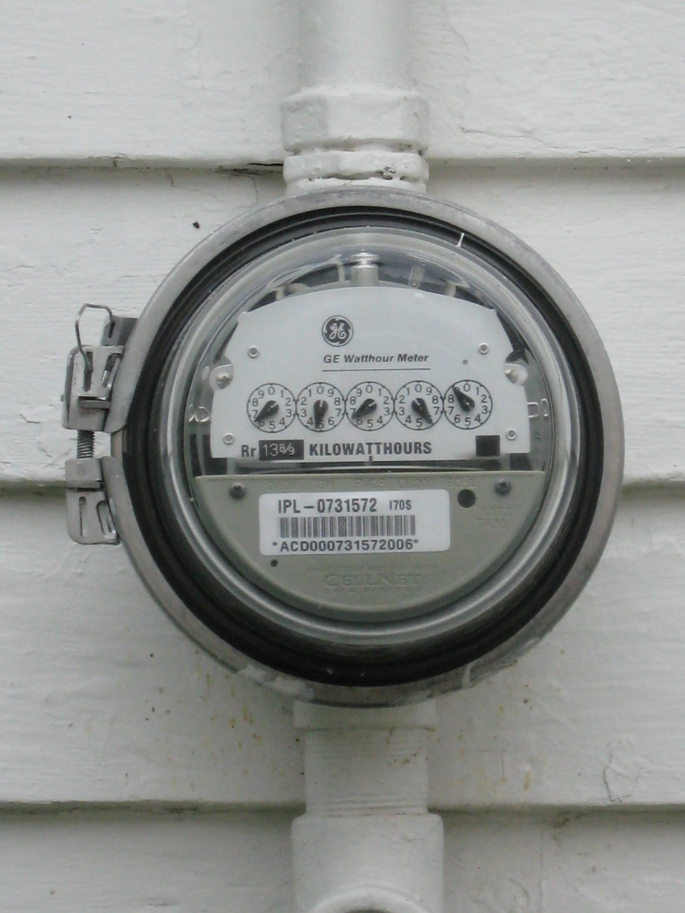 medium resolution of nearly any home still using one of these is in need of an electrical upgade 100a meter base